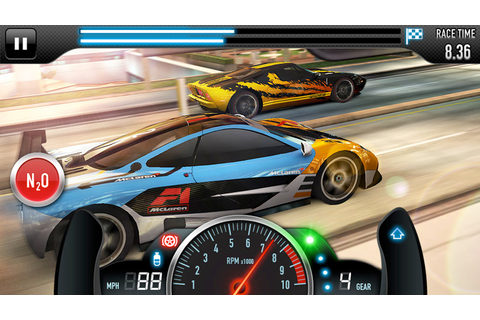 CSR Racing - Android Apps on Google Play