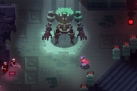 'Hyper Light Drifter' is a dark and stunning take on ...