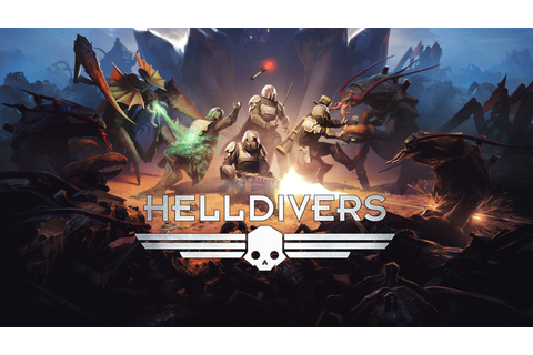 Helldivers PC Gets Release Date, Trailer And System ...