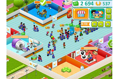 Hospital Manager – Mac Game Download