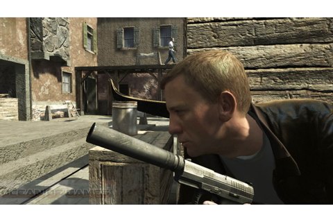 Ocean Of Games » James Bond 007 Quantum of Solace Free ...