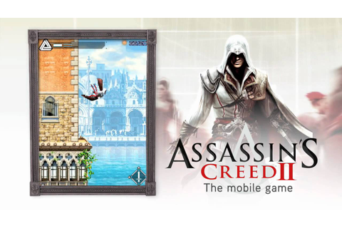 Assassin's Creed II - Mobile game trailer - YouTube