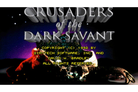 Wizardry VII: Crusaders of the Dark Savant