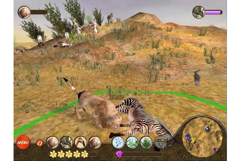Wildlife Tycoon: Venture Africa on Qwant Games