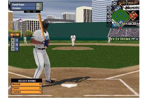 Microsoft Baseball 2001 - screenshots gallery - screenshot ...