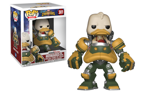 Marvel Contest of Champions Howard the Duck 6 Inch Pop ...