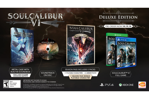 Soulcalibur VI | Game Preorders