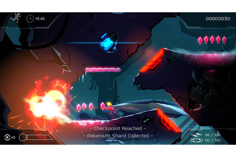 Velocity 2X Launches on PS4, PS Vita September 2nd ...