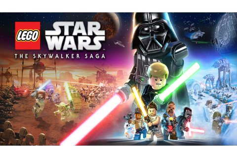 LEGO Star Wars: The Skywalker Saga Wallpapers - Wallpaper Cave