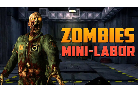 MINI-LABOR ZOMBIES ★ Call of Duty Zombies (Zombie Games ...