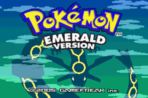 Pokemon Emerald Version - Play Game Online