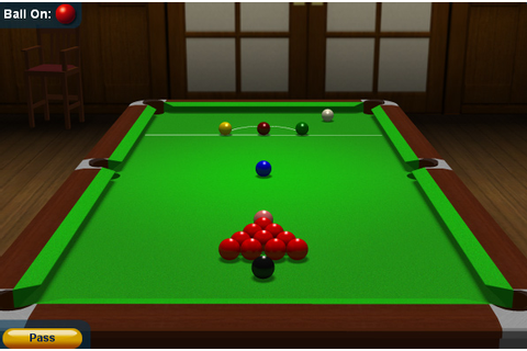 Snooker games – Play snooker online