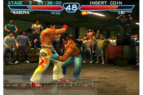 Download Tekken 4 Game For PC – tekkengamesfree