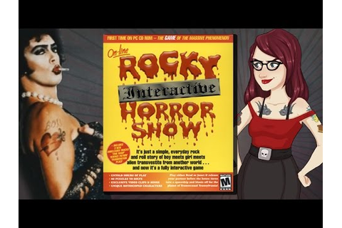 The Rocky INTERACTIVE Horror Show - YouTube