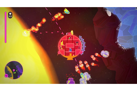 Lovers in a Dangerous Spacetime - The Awesomer