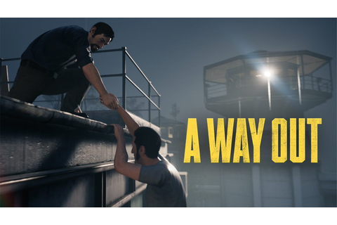 A Way Out released | PC News at New Game Network