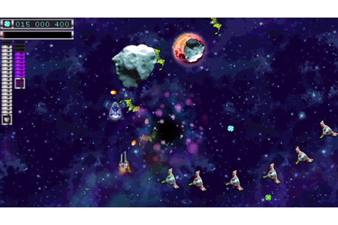 Review: A Space Shooter for 2 Bucks!