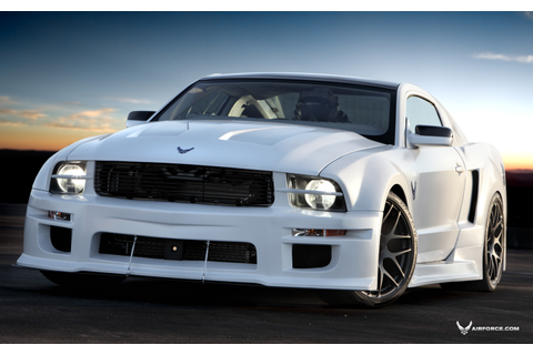Galpin Auto Sports And USAF Team Up To Build A Pair Of ...