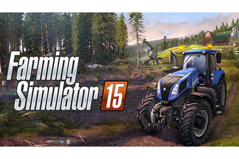 Farming Simulator 15 - FREE DOWNLOAD | CRACKED-GAMES.ORG