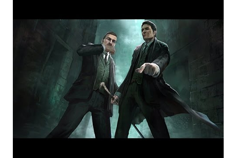 Sherlock Holmes: Crimes and Punishments Gameplay (PC HD ...