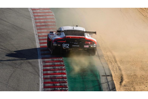 Porsche Struggles To Find Pace In Laguna Seca IMSA Race ...