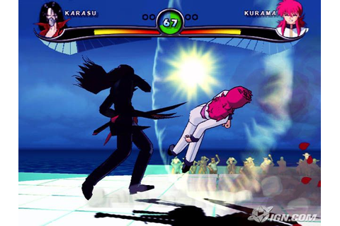 Yu Yu Hakusho Dark Tournament Free Pc Game Downloads ...