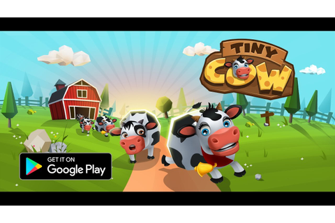 Tiny Cow : BEST CLICKER GAME - YouTube