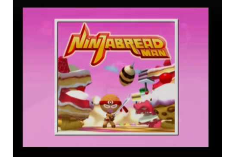 Ninjabread Man (PS2) Gameplay - YouTube