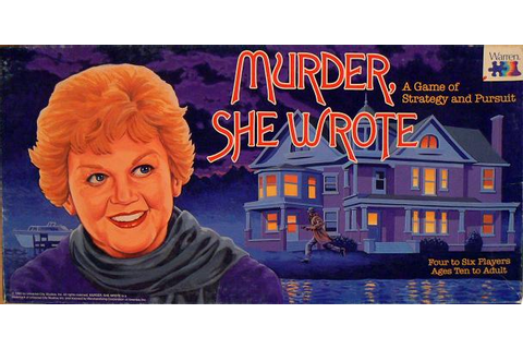 Games | The Murder, She Wrote Wiki | FANDOM powered by Wikia
