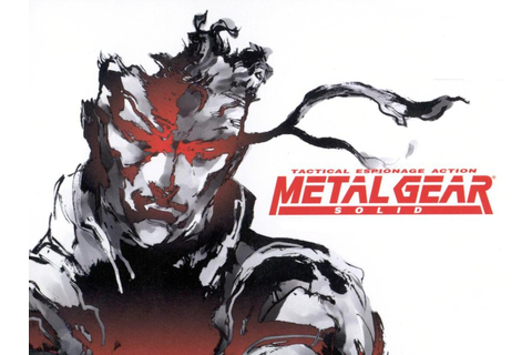 Review and Rating: Metal Gear Solid (Playstation) | Jryanm ...