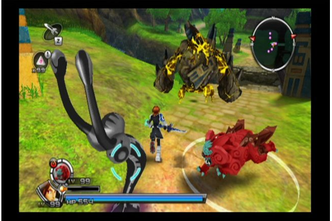 Spectrobes: Origins - WII - Review - GameZone