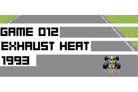Boxed Pixels: Snes Review - Exhaust Heat (Game 012)