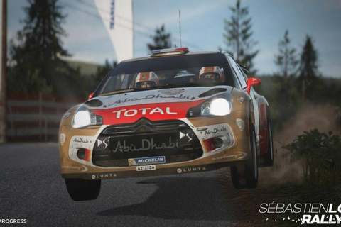 Game-review: Sébastien Loeb Rally Evo / Lifestyle & design ...