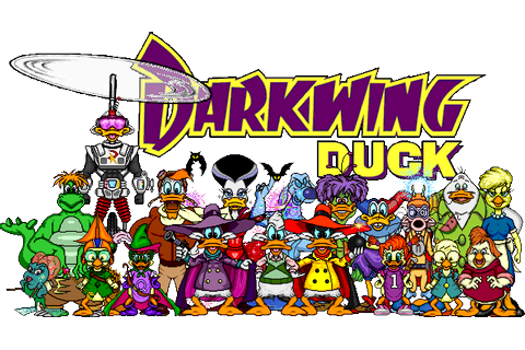 Category:Darkwing Duck | Disney-Microheroes Wiki | FANDOM ...