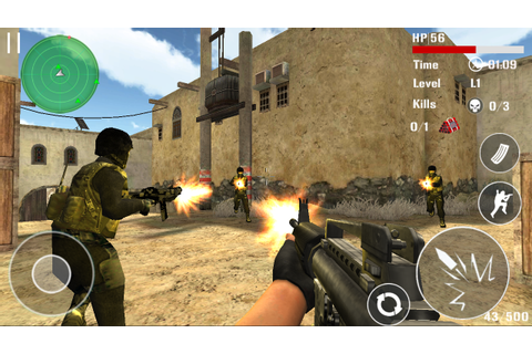 Counter Terrorist Shoot - Android Apps on Google Play
