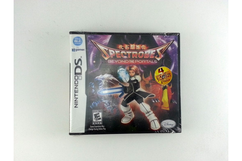 Spectrobes Beyond The Portals game for Nintendo DS (New ...