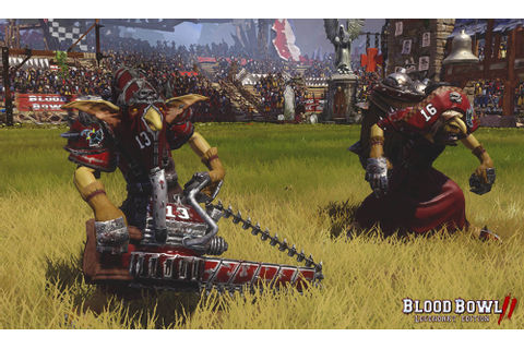 Blood Bowl 2 Legendary Edition Announced