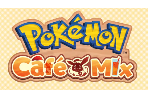 Pokemon Cafe Mix Free-to-Start Game Coming to Switch and ...