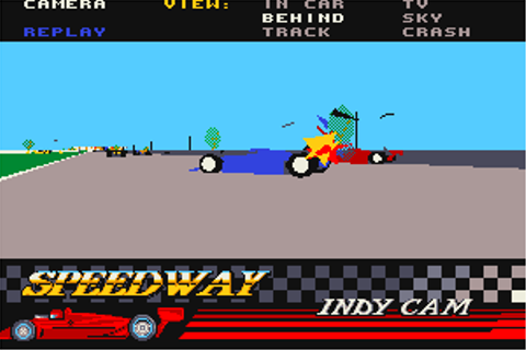 Download Indianapolis 500: The Simulation - My Abandonware