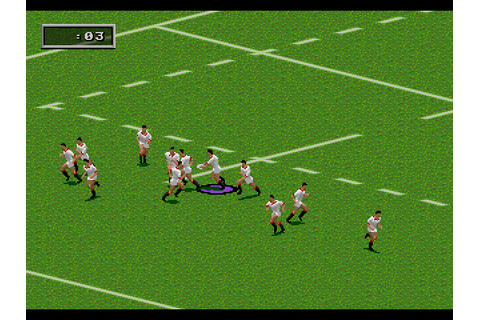 Rugby World Cup 95 Download Game | GameFabrique