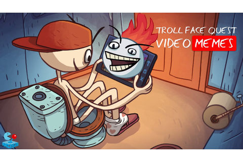 Troll Face Quest Video Memes Walkthrough All Levels - YouTube