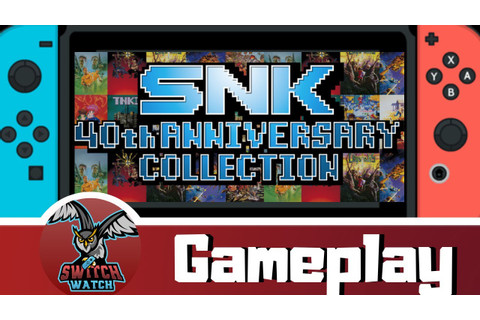SNK 40th Anniversary Collection Gameplay - 1 Minute of ...