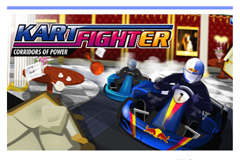 Gioco Kart Fighter
