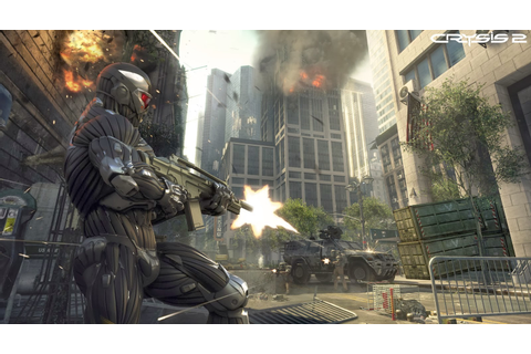 Crysis 2 Game - Free Download Full Version For PC