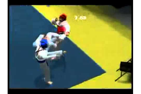GAME TAEKWONDO PLAYSTATION 2013 TRAILER - YouTube