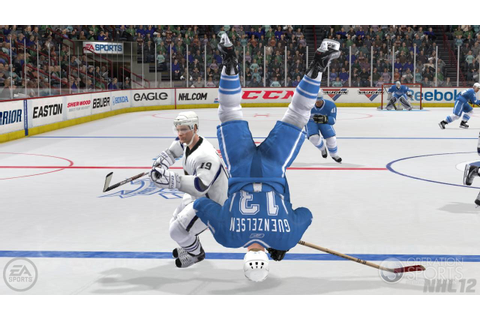 NHL 12 Screenshot #66 for Xbox 360 - Operation Sports
