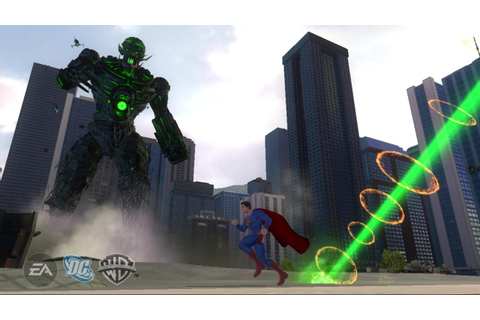 XBox 360 – Superman Returns: The Videogame – XBOX Home