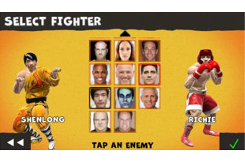 Reality Fighters™ Game | PSVITA - PlayStation