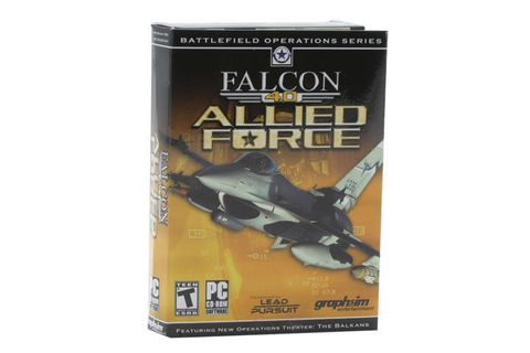 Falcon 4.0: Allied Force PC Game - Newegg.com