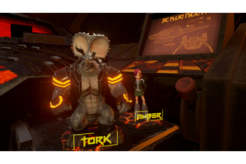 rexodus tork and amber – Road to VR